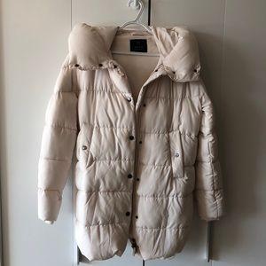 Oversized Puffy Jacket